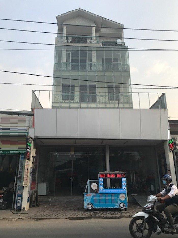 Cho thuê tòa nhà MT Nguyễn Duy Trinh, Phú Hữu, Quận 9