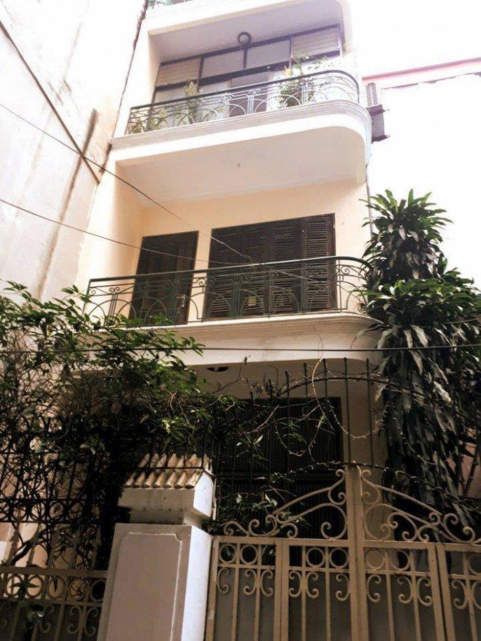 Bán Nhà Phố Vọng- Kinh Doanh Đỉnh- Giá Mềm 88x4 Tầng