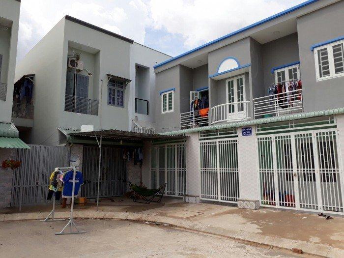 Dãy nhà trọ Lâm Văn Bền Q7