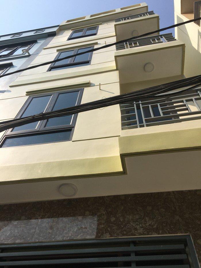 Bán nhà 5 tầng DT 42.5m2 xây mới ngõ 35 Lê Đức Thọ