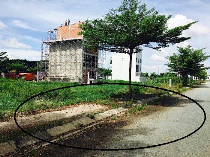 Cần bán đất nền mặt tiền Nguyễn Thị Định, Cát Lái, Q2, góp 6T, SĐR