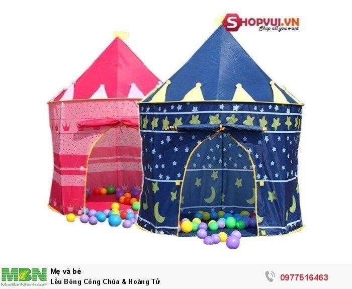 Lều Bóng Công Chúa & Hoàng Tử2