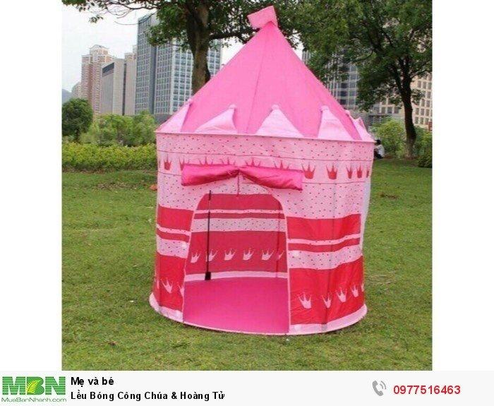 Lều Bóng Công Chúa & Hoàng Tử3