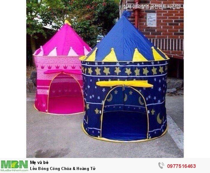 Lều Bóng Công Chúa & Hoàng Tử4
