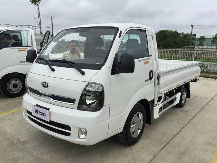 Bán xe tải KIA THACO 2 tấn K200 thùng mui bạt bửng