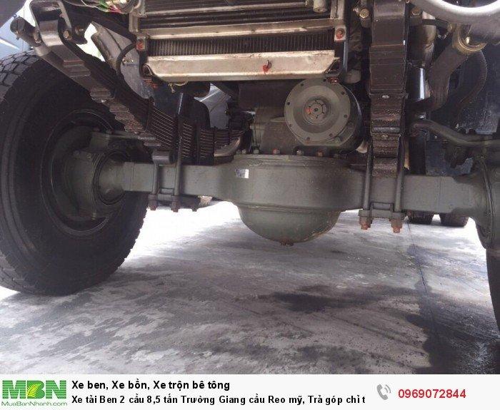 Xe tải Ben 2 cầu 8,5 tấn Trường Giang cầu Reo mỹ, Trả góp chỉ từ 220 triệu, Giao xe ngay 5
