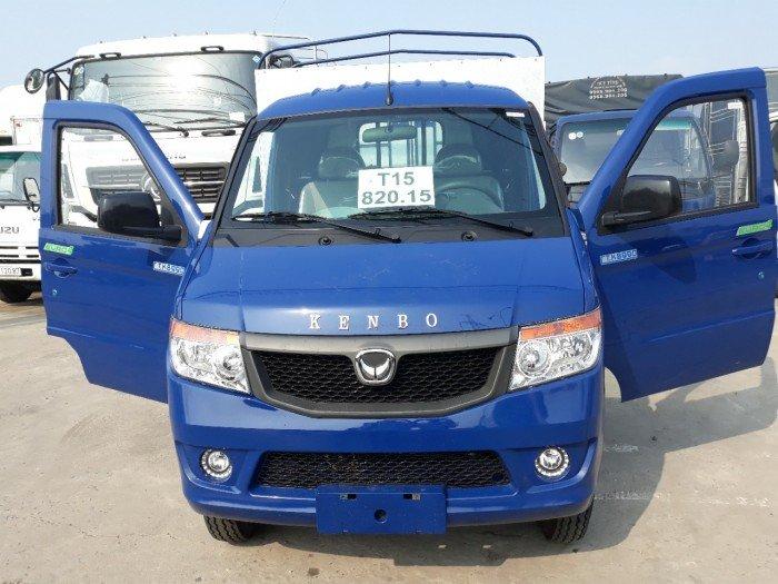 Xe tải KENBO 990 kg,cn Nhật Bản khuyến mãi Tặng vòng tay tỳ hưu phong thủy tài lộc
