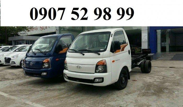 Hyundai H150 thùng lửng 1,5 tấn tại Cần Thơ, Kiên Giang, An Giang, Sóc Trăng, Hậu Giang