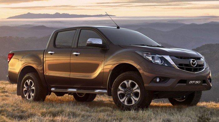 Mazda BT-50 sản xuất năm 2018 Số tay (số sàn) Dầu diesel