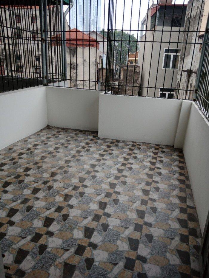 Bán Nhà ( 4T* 38m,2.7ty) có chỗ để oto , ngõ thông  tại Văn Quán Đường 19/5