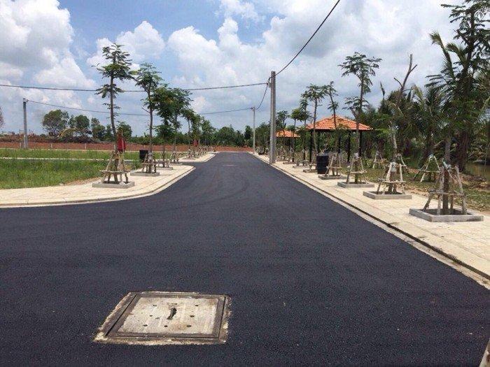 Bán đất Mặt Tiền Nguyễn Hữu Trí, Bình Chánh, giá 659tr/100m2