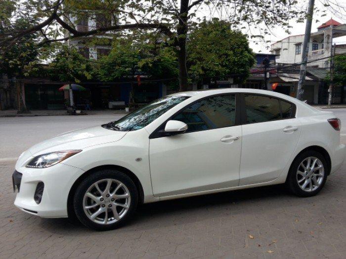 Mazda  sản xuất năm 2014 Số tự động Động cơ Xăng