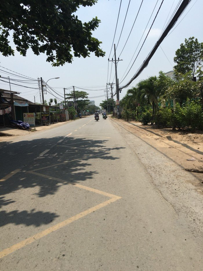 Bán đất 370m2, giá 850tr xã Tân Qúy Tây, huyện Bình Chánh