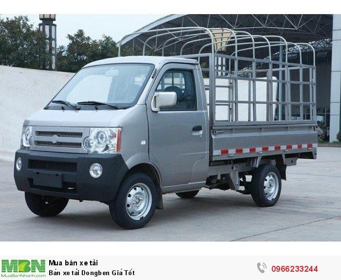 Bán xe tải Dongben Giá Tốt