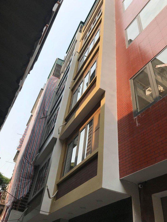 Bán nhà 5 tầng diện tích 30m2 ngõ 195 Phố Trần Cung