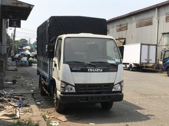Xe tải Isuzu 1T9 – Xe Isuzu 2.9T QKR77HE4 – Isuzu Euro 4 2018 mới nhất,