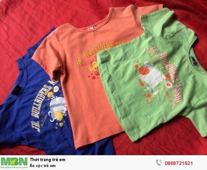 Áo cộc trẻ em1