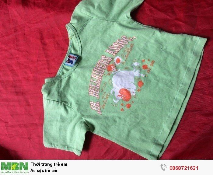 Áo cộc trẻ em2