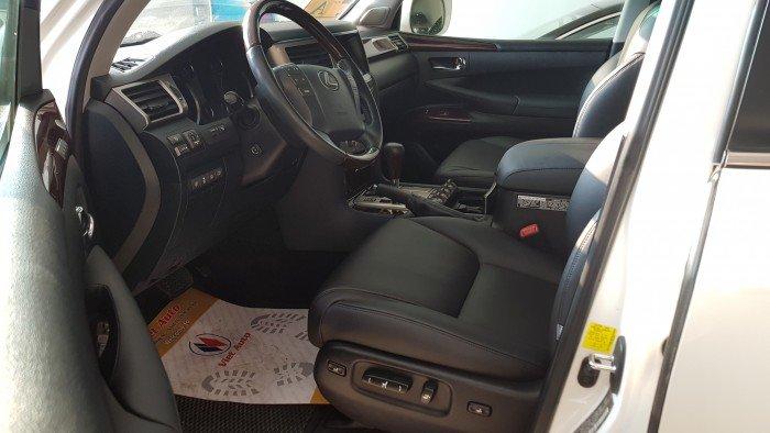 Bán Lexus Lx570 sản xuất 2013 đăng ký lần đầu năm 2015 tên Công ty. 8