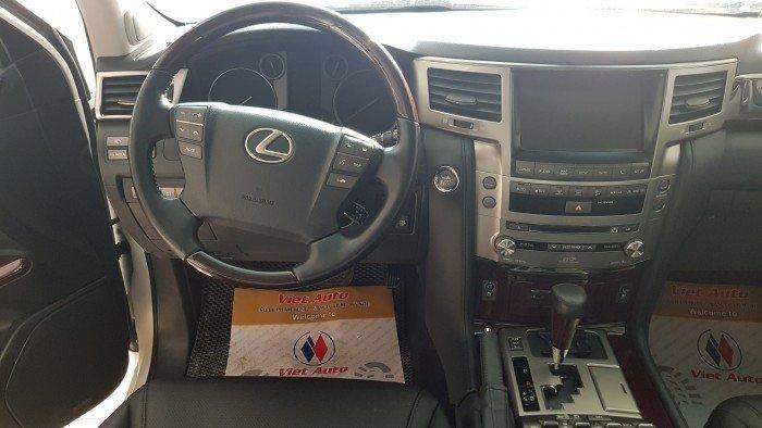 Bán Lexus Lx570 sản xuất 2013 đăng ký lần đầu năm 2015 tên Công ty. 4