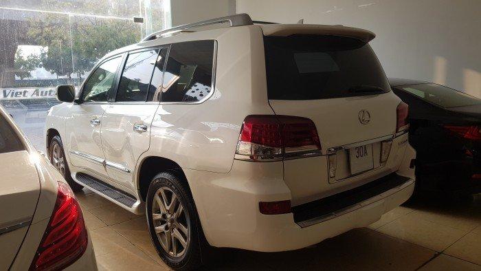 Bán Lexus Lx570 sản xuất 2013 đăng ký lần đầu năm 2015 tên Công ty. 1