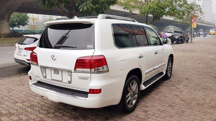 Bán Lexus Lx570 sản xuất 2013 đăng ký 2014 tên Cá nhân