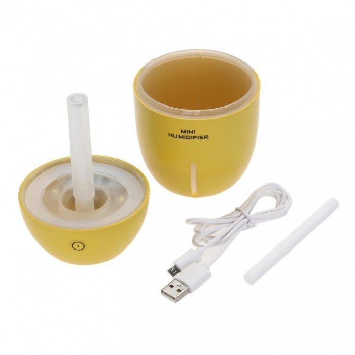 Máy phun sương tinh dầu Quả chanh kiêm đèn ngủ Lemon Humidifier9