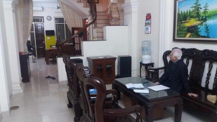 Bán Nhà lô góc Trương Định, quận Hai Bà Trưng 72m, 4T, ô tô, full nội thất