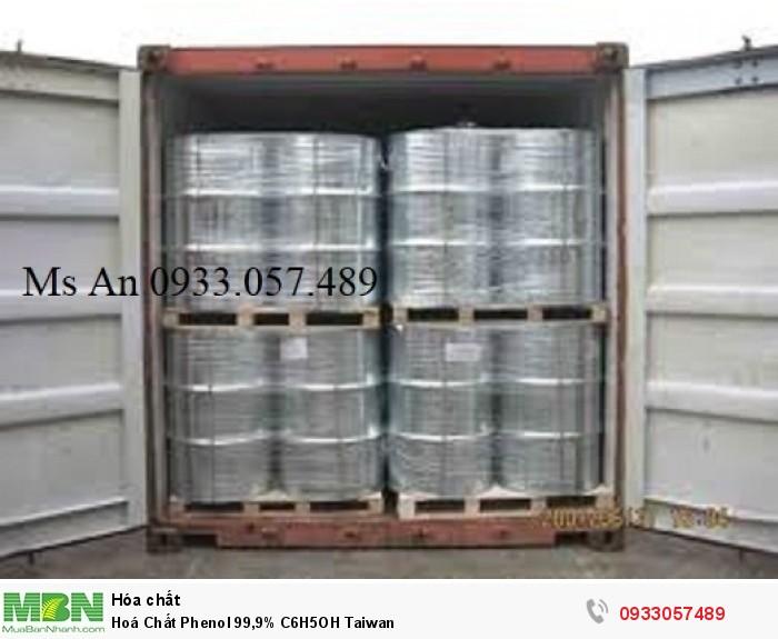 Hoá Chất Phenol 99,9% C6H5OH Taiwan0