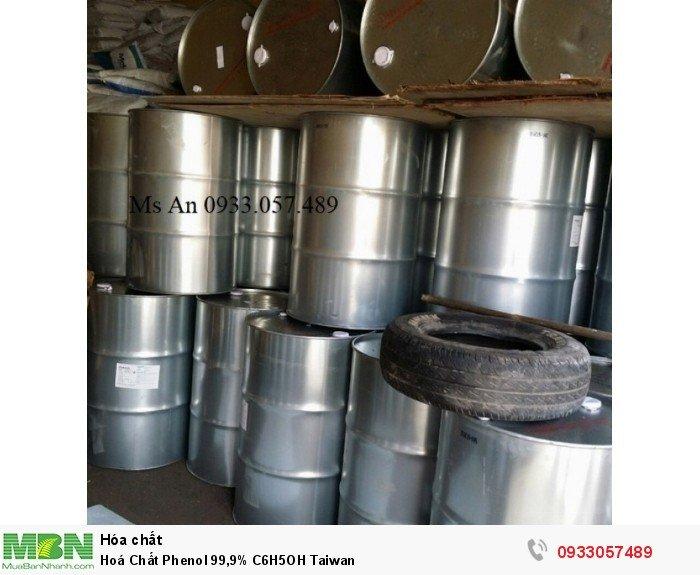 Hoá Chất Phenol 99,9% C6H5OH Taiwan1