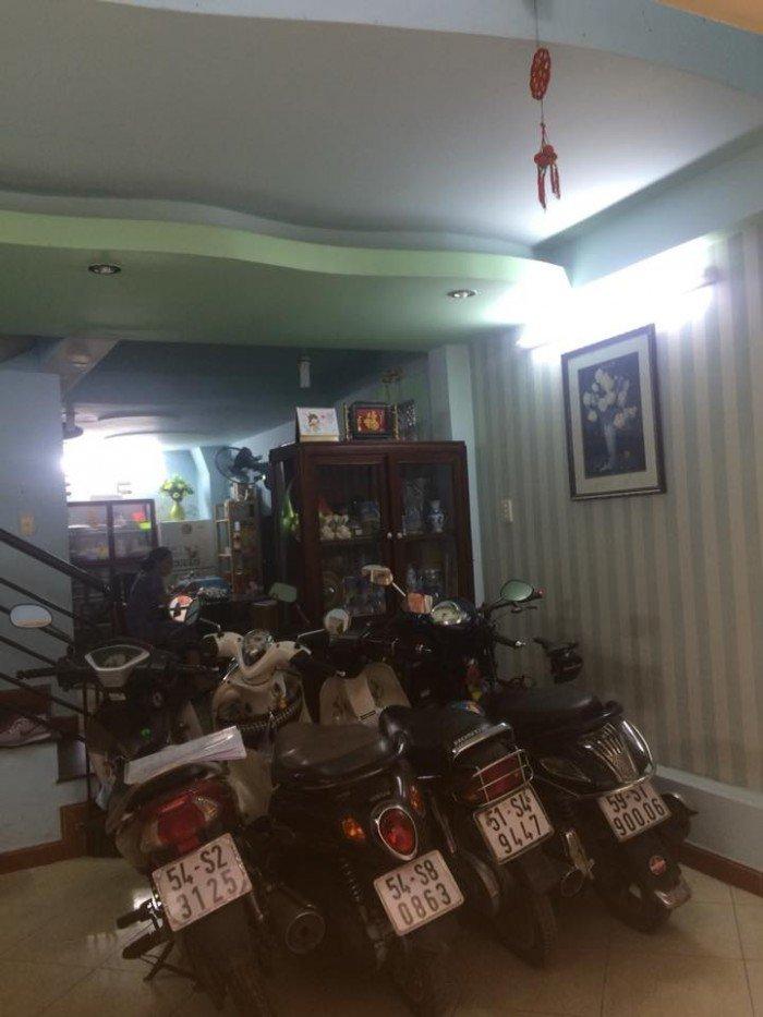 Bán nhà Hẻm 261 Chu Văn an, Phường 12, Quận Bình Thạnh,
