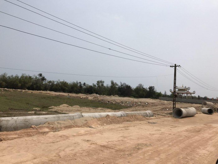 Bán đất River View giá rẻ nhất,ven sông Cổ Cò,gần biển, diện tích lớn