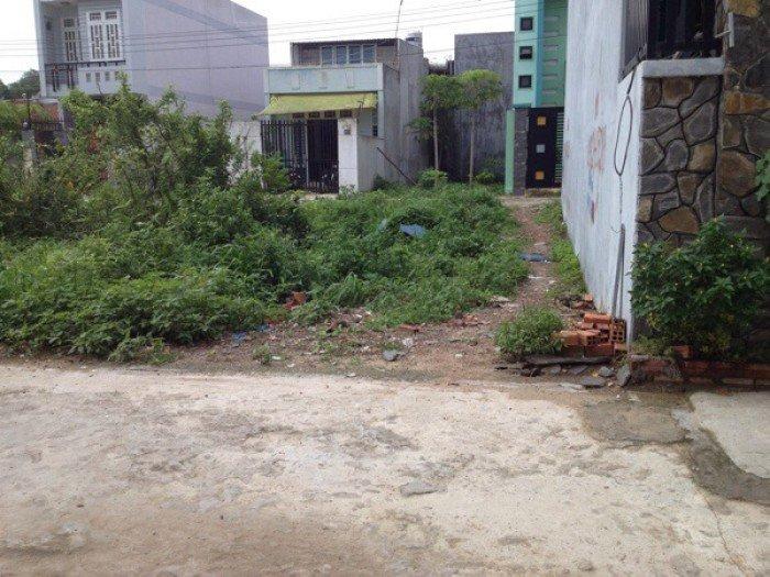 Gia Đình Bán 100m2 Đất Thổ, đường Trịnh Như Khuê, gần trường tiểu học Bình chánh