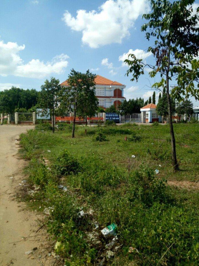 Cơ hội chỉ trong tháng Becamex thanh lý nhiều nền đất gần TP. Hcm tiện ở - đầu tư kinh doanh- xây nhà trọ