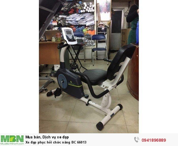 Xe đạp phục hồi chức năng BC 66013