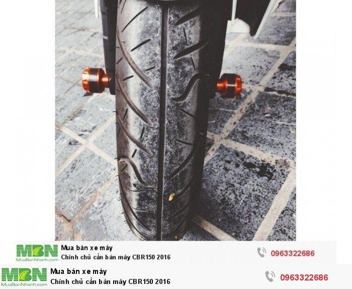 Chính chủ cần bán máy CBR150 2016