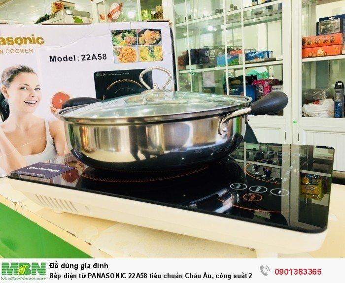 - Bếp có nhiều chế độ nấu lẩu, nấu canh, xào nấu, cháo dinh dưỡng... mỗi ch...