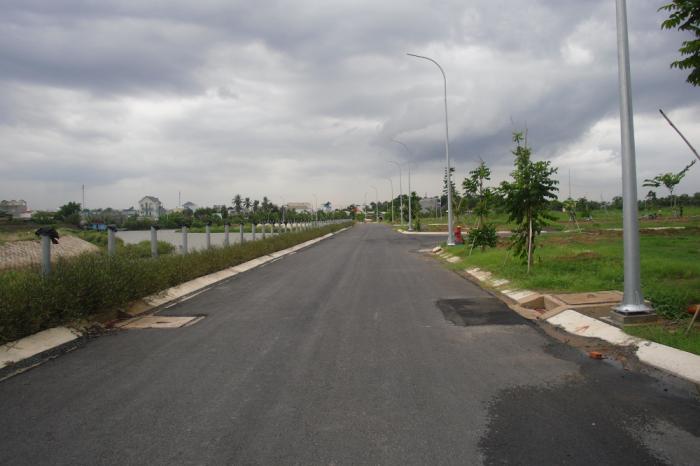 Bán đất thổ cư mặt tiền Lương Định Của Quận 2, đầy đủ giấy tờ