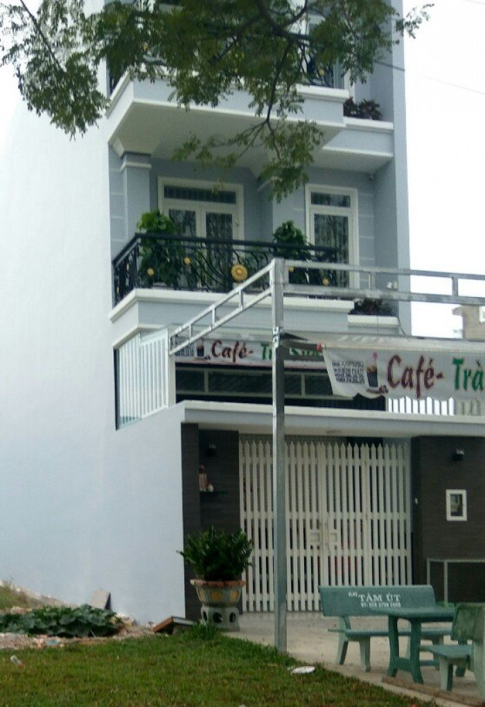 Nhà 86m2,  1 Trệt 1 Lầu, Đường Số 5, Tân Phú,  Q 7.