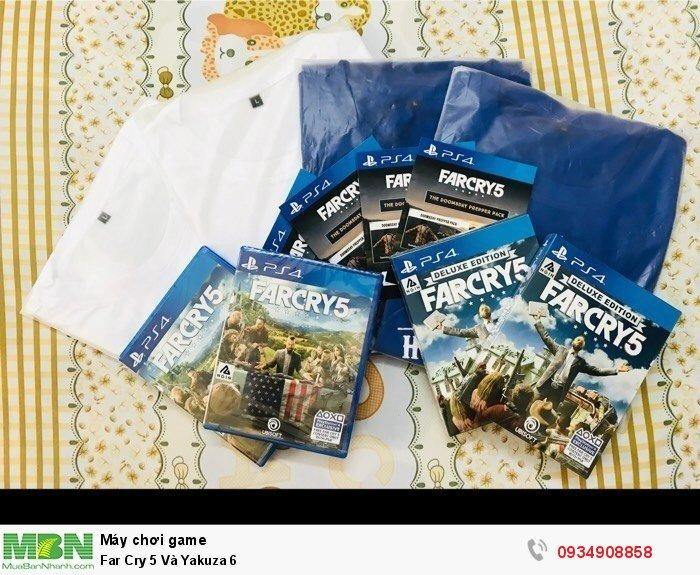 Far Cry 5 Và Yakuza 60