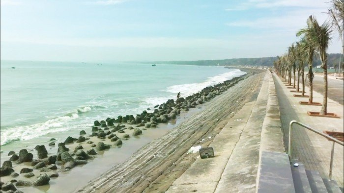 Bán đất mặt tiền biển Phan Thiết vị trí độc tôn