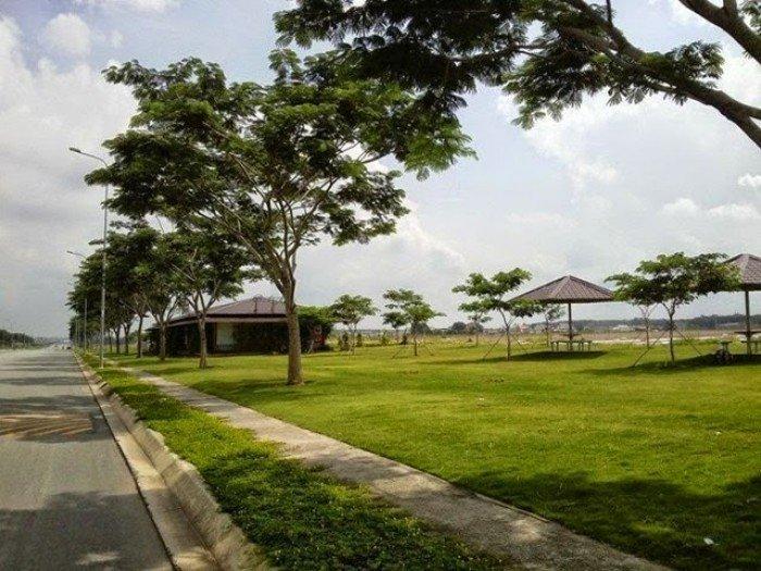 Lô đất Nguyễn Thị Định 100m2, An Phú ,Quận 2. Sổ hồng riêng, xdtd