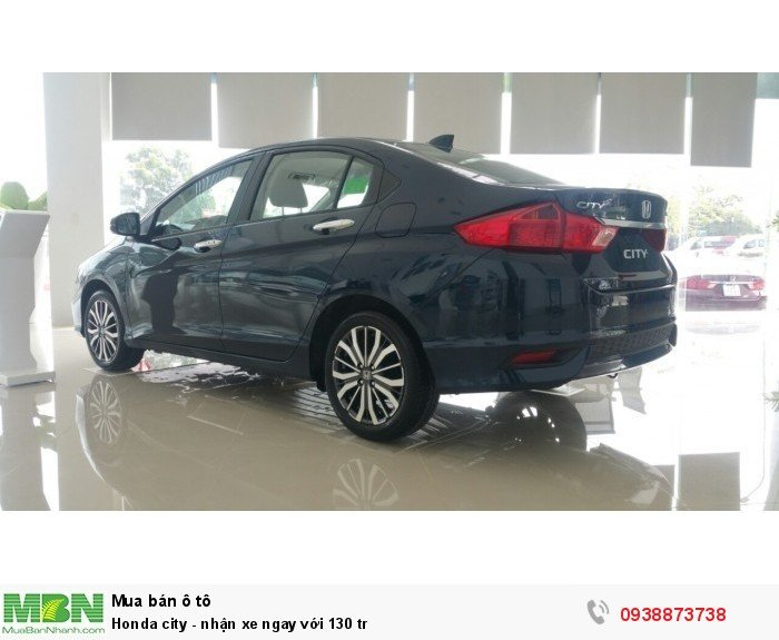 Honda city - nhận xe ngay với 130 tr 6