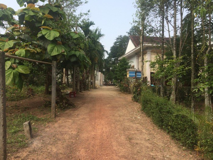 Đất đẹp giá nhỏ với mặt tiền rất rộng đường Hoài Thanh