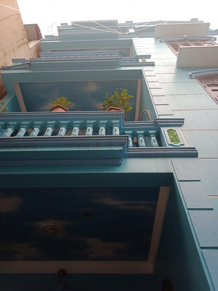Bán nhà Thanh Liệt,Thanh Trì. 72m2. 4 tầng. Ô tô vào nhà.
