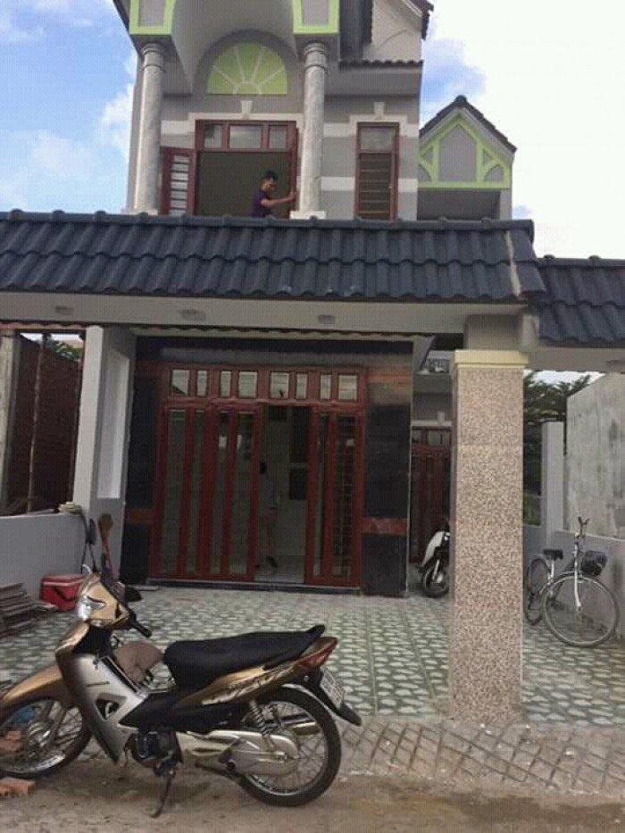 Bán nhà Tân Vĩnh Hiệp Tân Uyên Bình Dương, DT 100m2