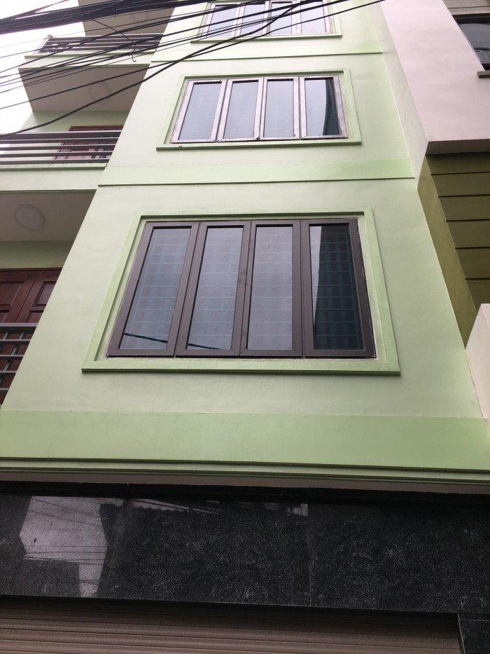 Bán nhà 4 tầng ngõ 20 Hồ Tùng Mậu