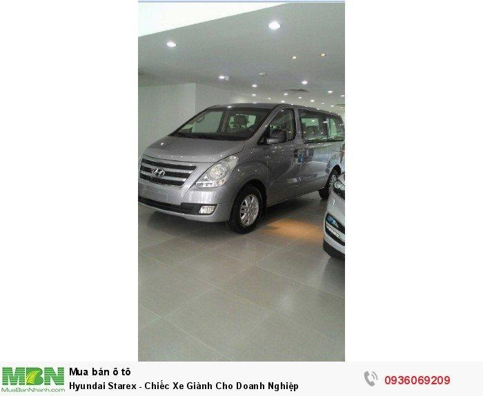 Hyundai Starex - Chiếc Xe Giành Cho Doanh Nghiệp 7