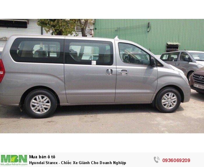Hyundai Starex - Chiếc Xe Giành Cho Doanh Nghiệp 9