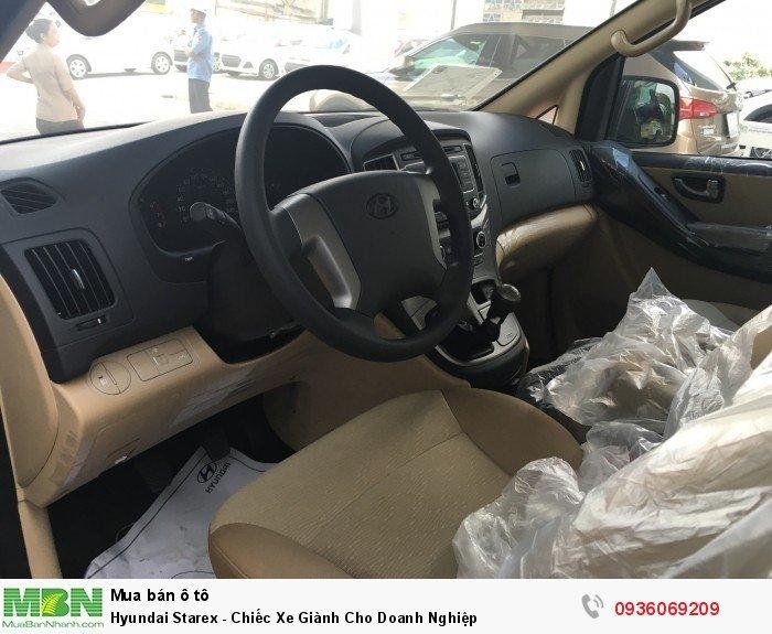 Hyundai Starex - Chiếc Xe Giành Cho Doanh Nghiệp 14